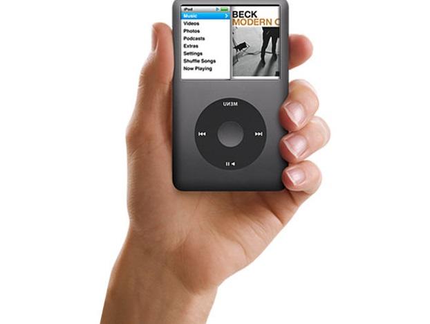 An iPod Classic